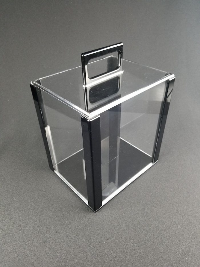 Acrylic Poker Chip Case